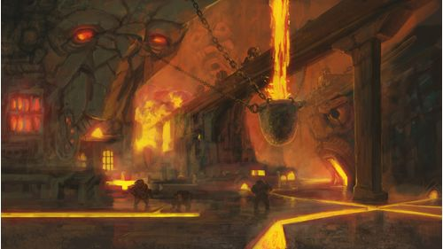 The Forge Halls