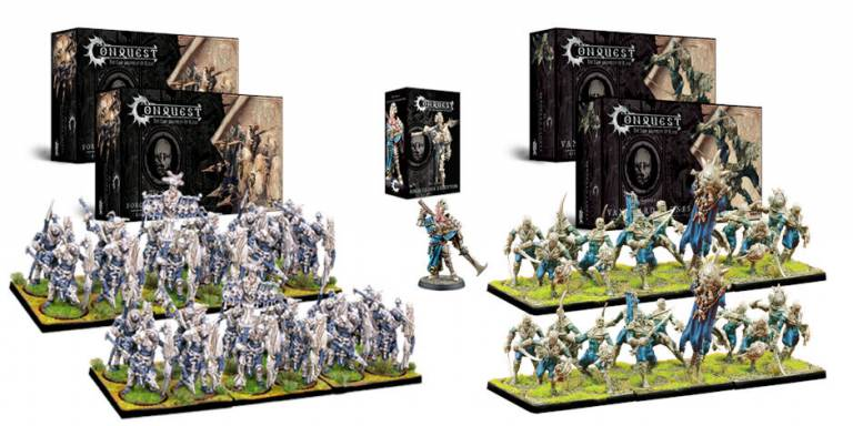 Tips: The Spires Warband Bundle