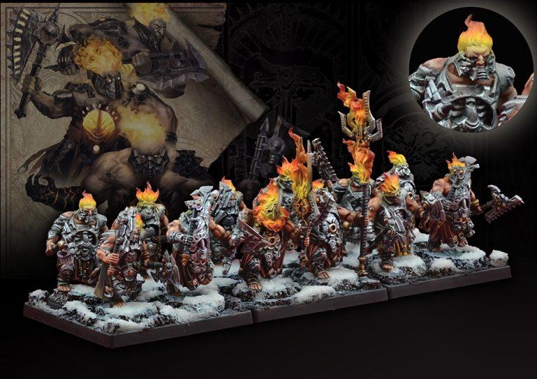 Flame Berserkers