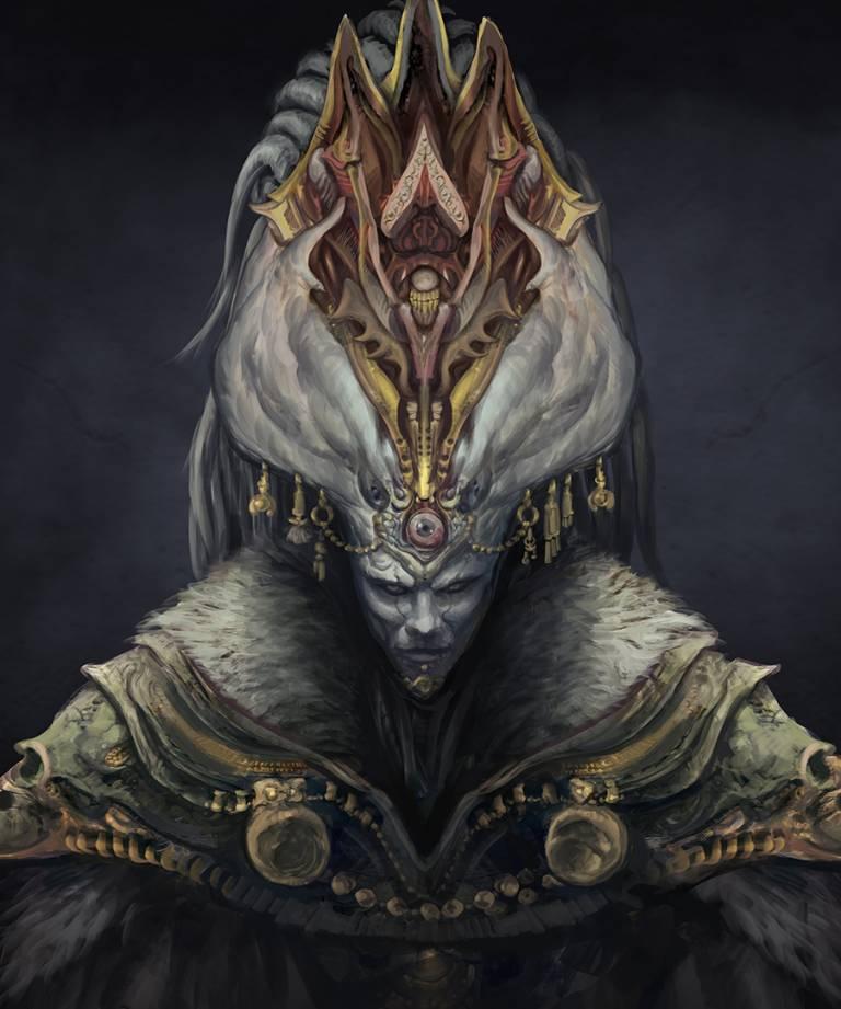 Character Portrait: The Alchemist
